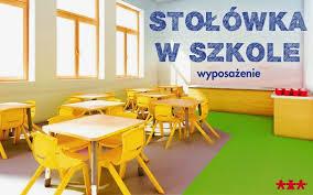 stołówka w szkole